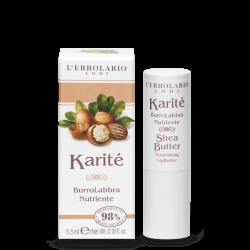 Burro Labbra Nutriente Karite'